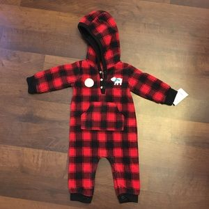 Carters Cozy One-Piece/Size 6 mo.